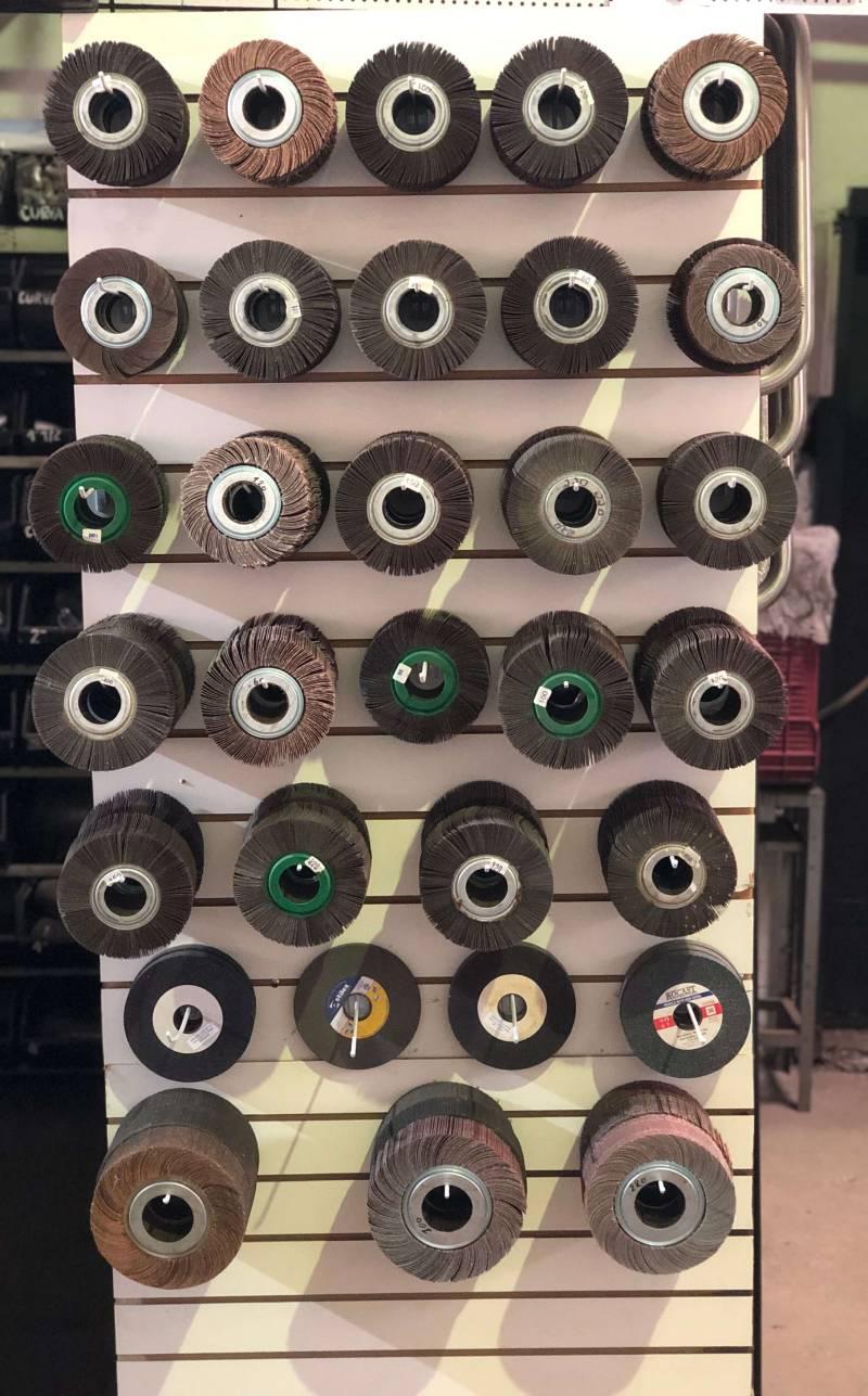 Abrasivos - Tubos de aço inox OD e Tubos de aço Inox - Rio de Janeiro